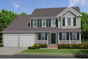 The Newport - Leonard's Grant: Leonardtown, MD - Quality Built Homes, Inc.