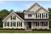 The Potomac - Leonard's Grant: Leonardtown, MD - Quality Built Homes, Inc.