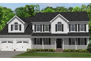 The Huntington - Leonard's Grant: Leonardtown, MD - Quality Built Homes, Inc.