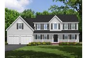 The Willow - Leonard's Grant: Leonardtown, MD - Quality Built Homes, Inc.