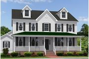 The Mattingly - Leonard's Grant: Leonardtown, MD - Quality Built Homes, Inc.