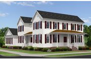 The Gough - Leonard's Grant: Leonardtown, MD - Quality Built Homes, Inc.