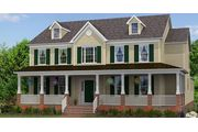 The Duke - Leonard's Grant: Leonardtown, MD - Quality Built Homes, Inc.
