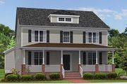 The Hayden - Leonard's Grant: Leonardtown, MD - Quality Built Homes, Inc.