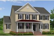 The Longmore - Leonard's Grant: Leonardtown, MD - Quality Built Homes, Inc.