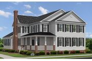 The Clarke - Leonard's Grant: Leonardtown, MD - Quality Built Homes, Inc.