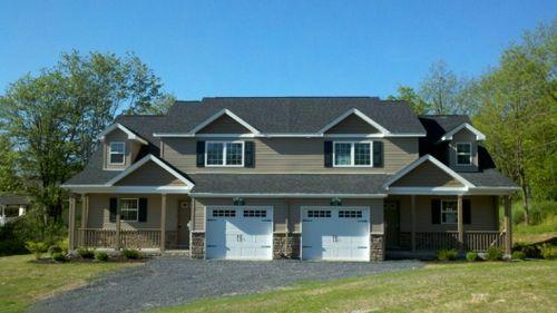 Woodhaven East by RGB Custom Home Builders in Poconos Pennsylvania