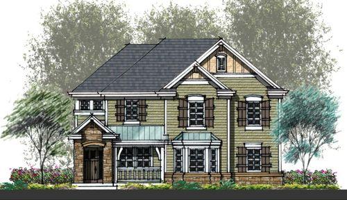 Twin Lakes Estates by RGB Custom Home Builders in Poconos Pennsylvania