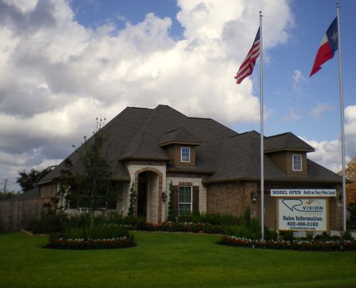 River Park Country by RVision Homes in Houston Texas