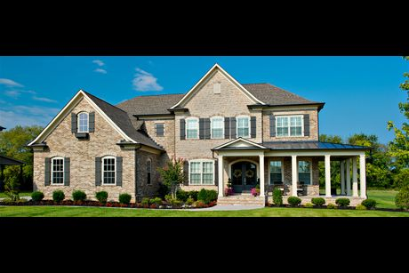 Taramore In Brentwood Tn New Homes Floor Plans By John