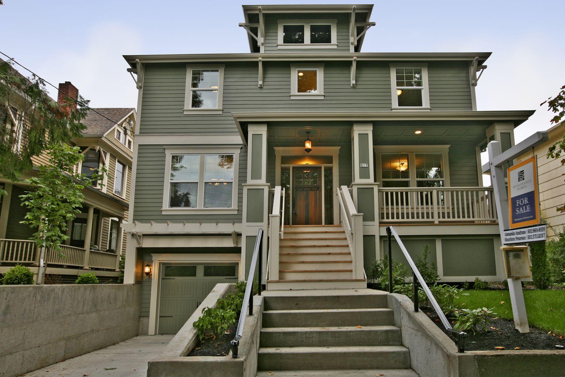 Beaverton new homes topix for Renaissance home builders