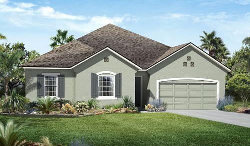 Heron's Walk by Richmond American Homes in Jacksonville-St. Augustine Florida