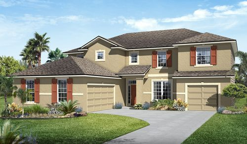 Glen St Johns by Richmond American Homes in Jacksonville-St. Augustine Florida