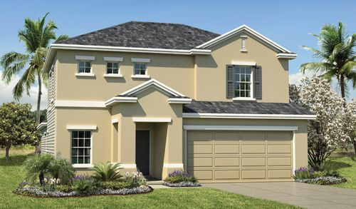 Amelia Concourse by Richmond American Homes in Jacksonville-St. Augustine Florida