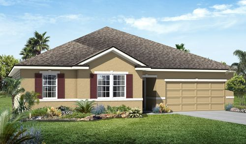 Victoria Lakes by Richmond American Homes in Jacksonville-St. Augustine Florida