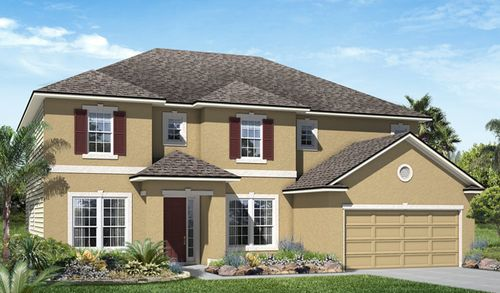 Pine Ridge Plantation by Richmond American Homes in Jacksonville-St. Augustine Florida