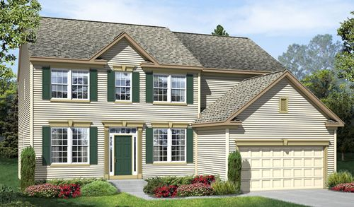 Kelly Glen by Richmond American Homes in Baltimore Maryland