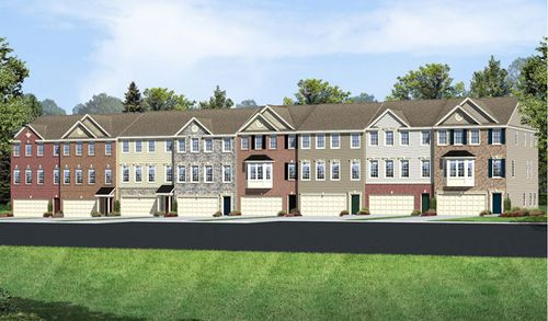 Prospect Green by Richmond American Homes in Baltimore Maryland