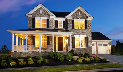 Bishops Meadow by Richmond American Homes in Baltimore Maryland