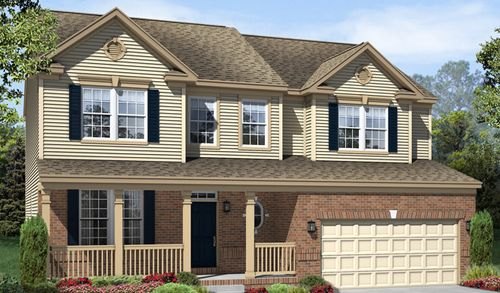 Tucker Woods by Richmond American Homes in Baltimore Maryland