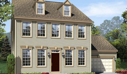 Rockland at Rogers by Richmond American Homes in Baltimore Maryland