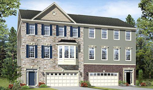 Villaggio Enclave by Richmond American Homes in Baltimore Maryland