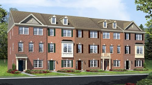 Hastings Marketplace Townes by Richmond American Homes in Washington District of Columbia