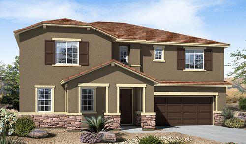 Quail Run Estates by Richmond American Homes in Las Vegas Nevada