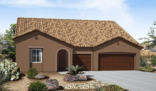 Woodland Crest by Richmond American Homes in Las Vegas Nevada