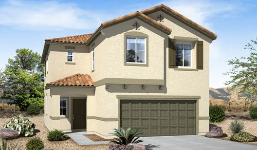 Griffin Park by Richmond American Homes in Las Vegas Nevada