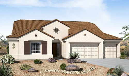 Richmond American at Madeira Canyon by Richmond American Homes in Las Vegas Nevada