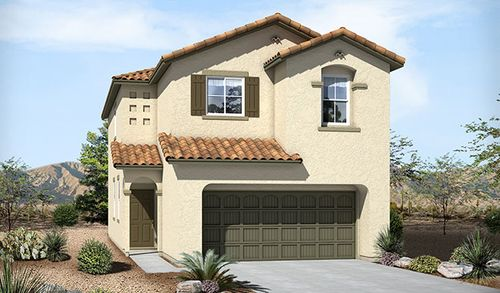 Summer Hill by Richmond American Homes in Las Vegas Nevada