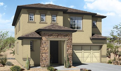 Chestnut Hill at Providence by Richmond American Homes in Las Vegas Nevada