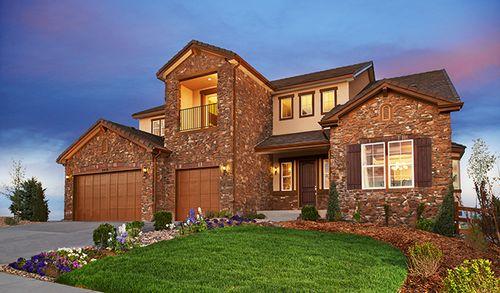 Candelas by Richmond American Homes in Denver Colorado