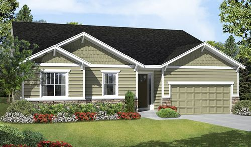 house for sale in Spruce Neighborhood at Copperleaf by Richmond American Homes