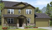 homes in HorseShoe Ridge by Richmond American Homes