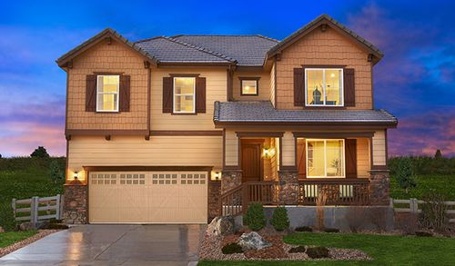 house for sale in Anthem Highlands by Richmond American Homes