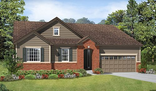 The Enclave at Maple Ridge by Richmond American Homes in Denver Colorado