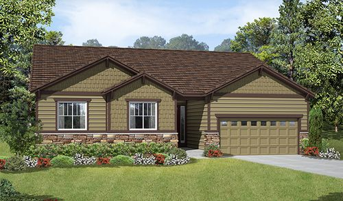 The Summit at Tallyn's Reach by Richmond American Homes in Denver Colorado