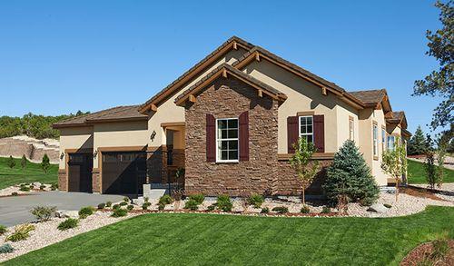 Timber Ridge by Richmond American Homes in Denver Colorado