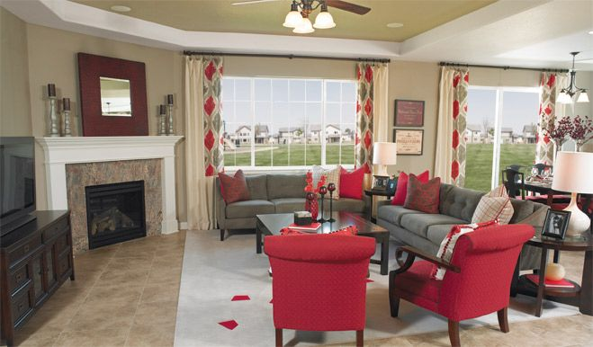 Richmond Homes Model Home Furniture Sale Home Decor