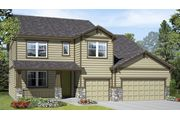 Dillon - Woodland Hills at Wheatlands: Aurora, CO - Richmond American Homes