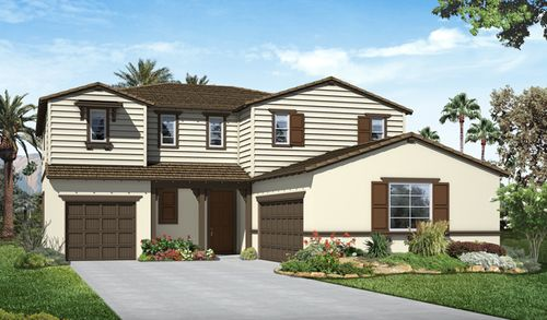 Santorini at Mountain House by Richmond American Homes in Oakland-Alameda California