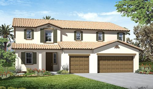 Oliver Canyon at Gold Ridge by Richmond American Homes in Oakland-Alameda California