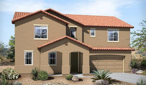 Premier at Tangerine Crossing by Richmond American Homes in Tucson Arizona