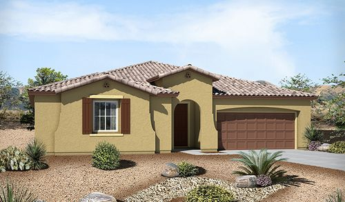 Sycamore Canyon by Richmond American Homes in Tucson Arizona