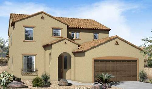 Arbors at Gladden Farms by Richmond American Homes in Tucson Arizona
