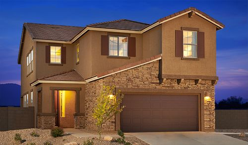 Sycamore Point by Richmond American Homes in Tucson Arizona