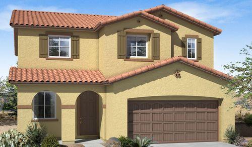 Torreno at Rancho Vistoso by Richmond American Homes in Tucson Arizona