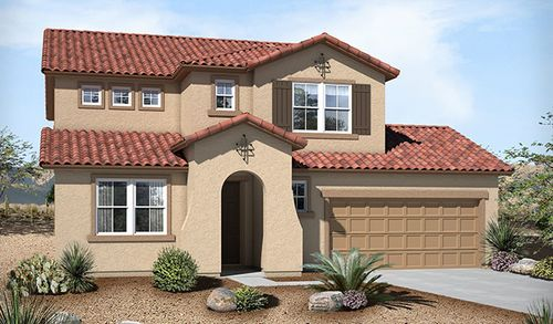 Westview Pointe by Richmond American Homes in Tucson Arizona